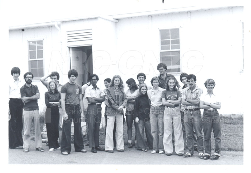 Summer Students 1979 004