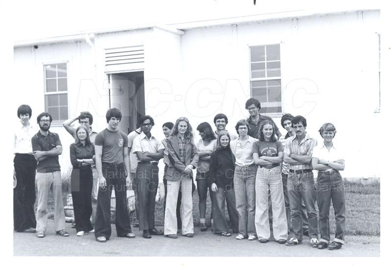 Summer Students 1979 004
