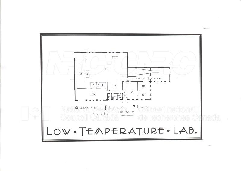 Buildings- Floor Plans Sept. 1948 010