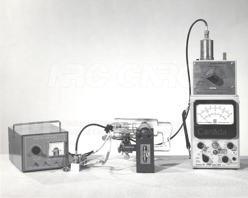 Radio and Electrical Engineering Division 003