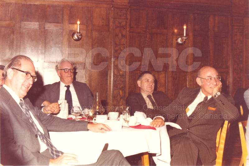 Farewell Dinner for W.G. Schneider 1980 006