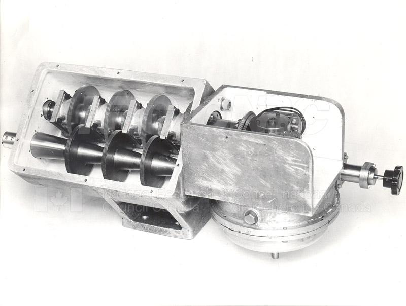 Radio and Electrical Engineering Division- Radio Astronomy c.1960 007