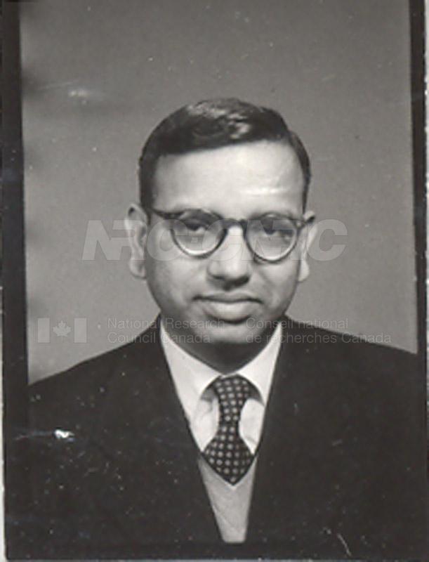Post Doctorate Fellow- 1959 101