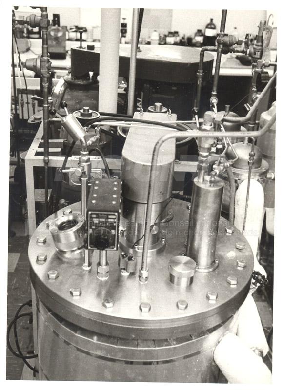 Fermentor 150 L. c.1969 002