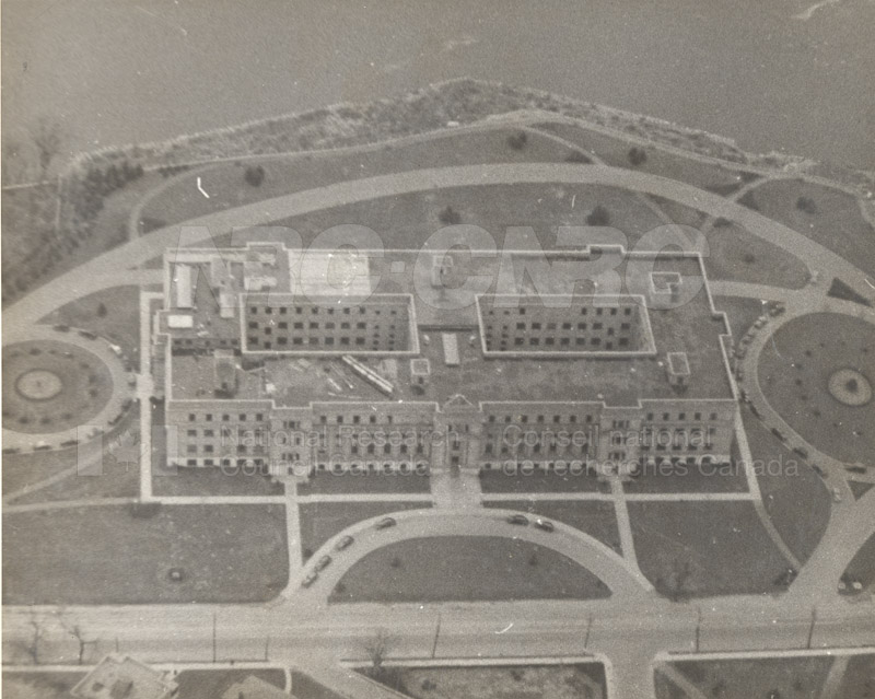 100 Sussex Drive Aerial Views c. 1932 002