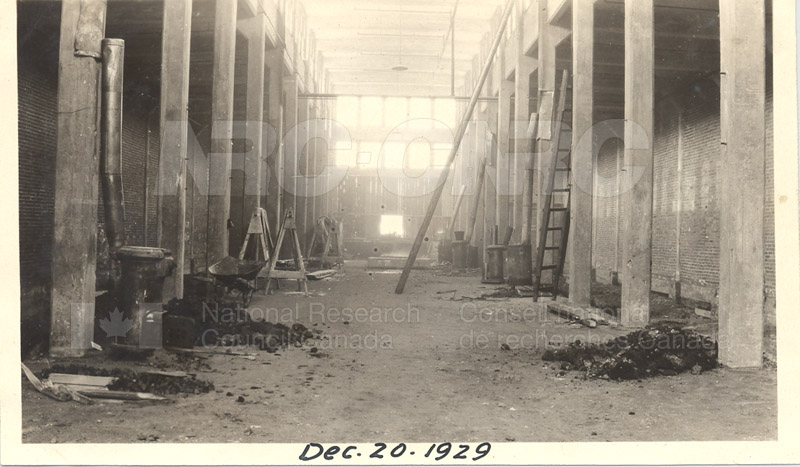 Sussex St. and John St. Labs- Album 2-Wind Tunnel Dec. 20 1929
