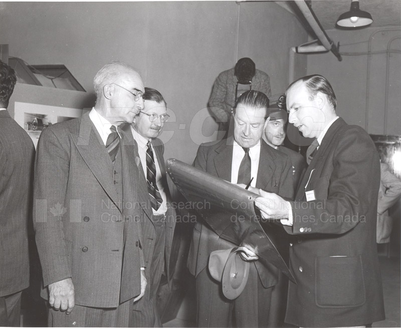 NRC Open House- Montreal Road June 1, 1950 012