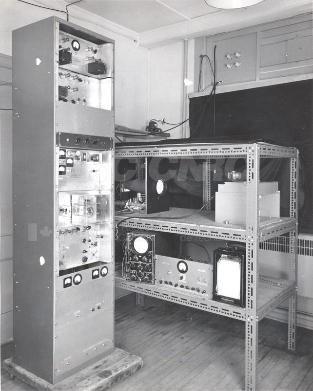 1GY Auroral Radar Apparatus c.1957