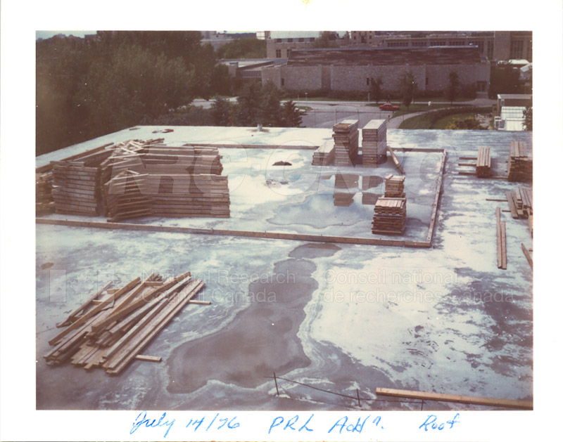 Building the Addition 1976 009