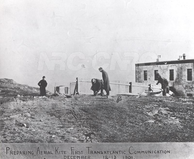 Marconi First Transatlantic Communication 1901 004