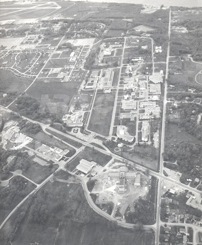 Montreal Road Campus Aerial View n.d. 001