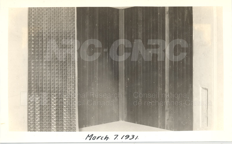 Sussex St. and John St. Labs- Album 3-Wind Tunnel Book 2 March 7 1931 005