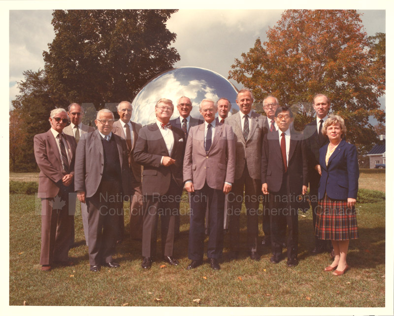 International Union of Pure and Applied Physics Executive Council Ottawa 1983 002