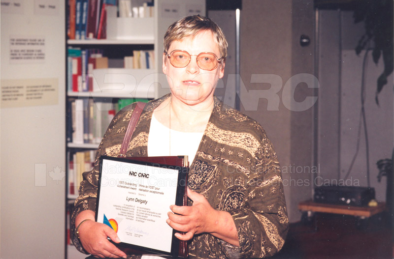 CISTI Achievement Awards 1996 005