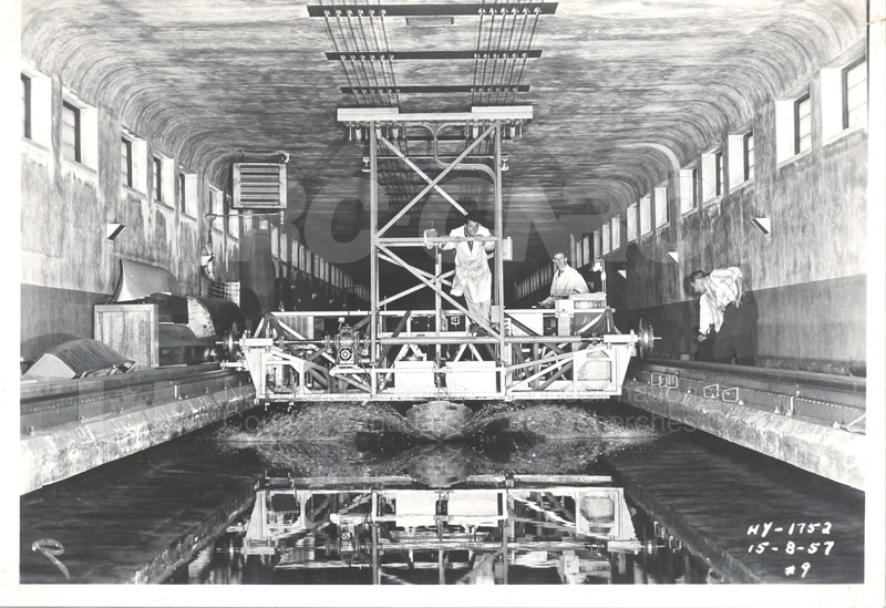 Ship Laboratory- HY1752, August 15 1957