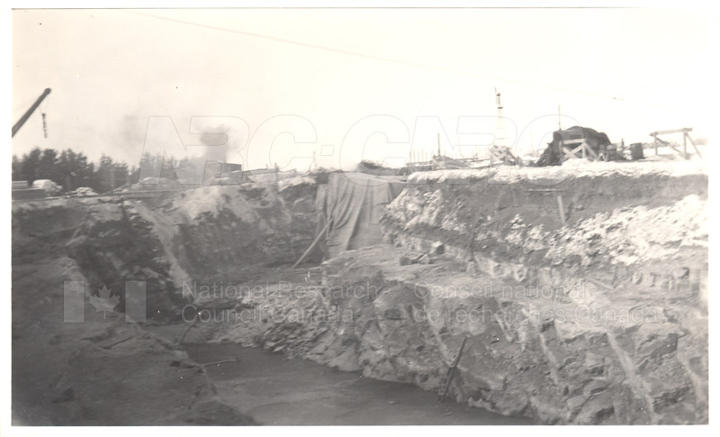 Administration and Wind Tunnels Construction 1940 012