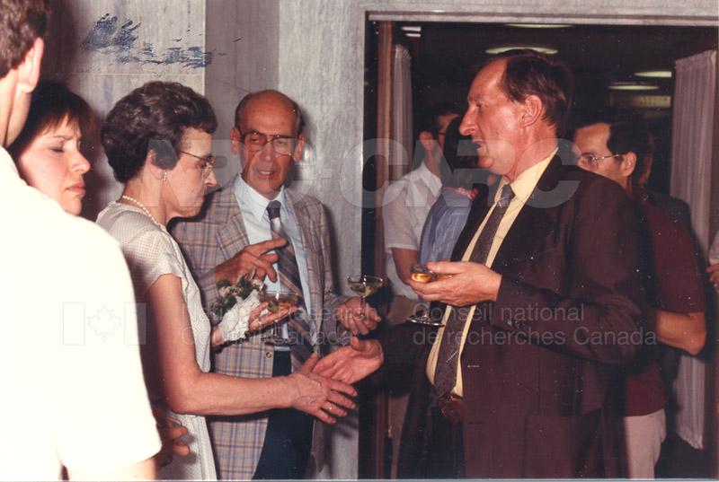 Alf Tickner Retirement May 1986 003