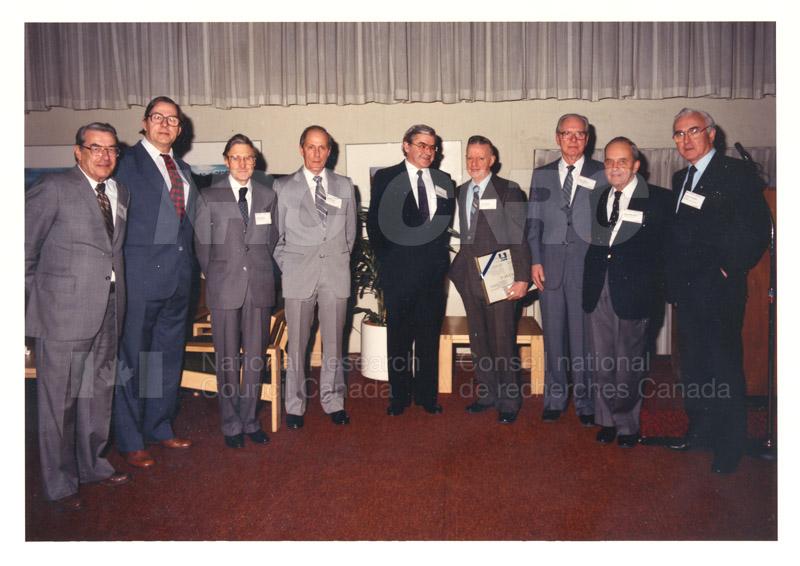 Researcher Emeritus Council Meeting Feb.3 '88 002