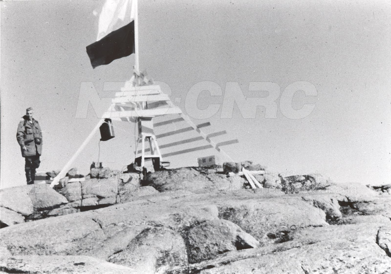 Shore Station Frobisher Bay 1961 002