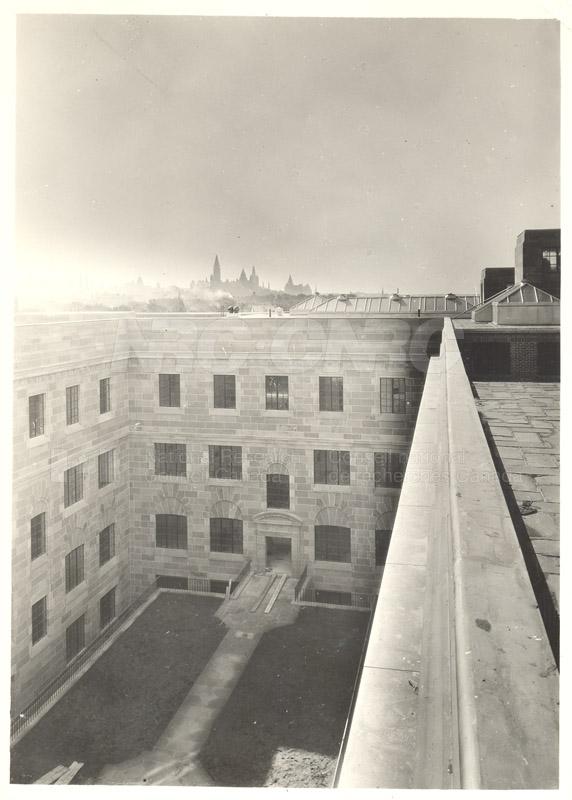 100 Sussex Drive Interior Courts c.1932