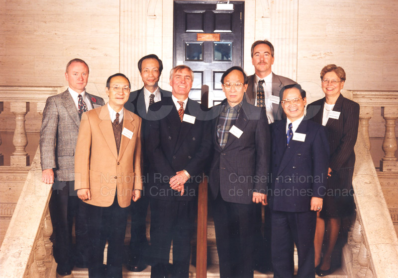 NRC-NSC Gylcobiology & Neuroscience Workshop 26-28 Oct. 1998 002