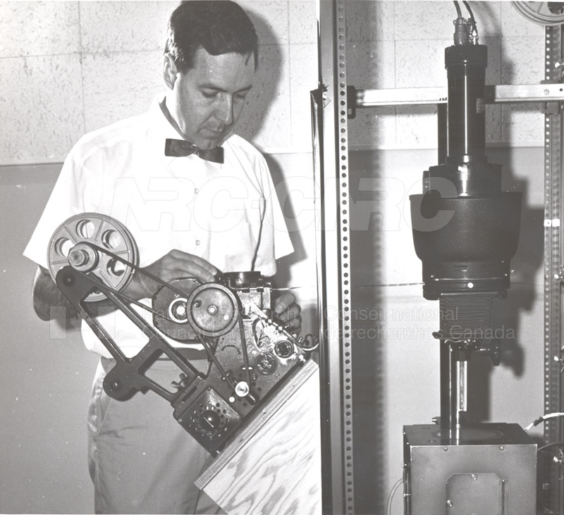 Control Systems Laboratory 1960s 004