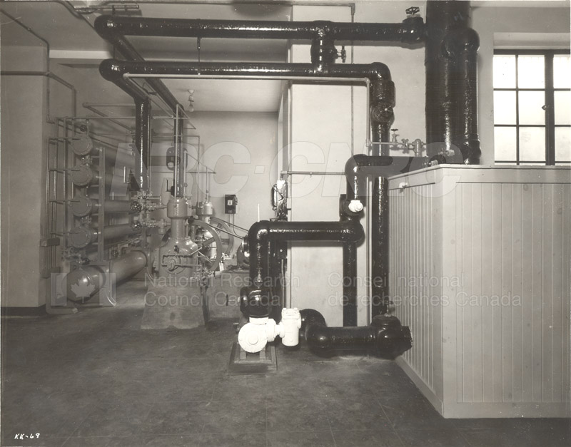 Sussex Laboratories- Refrigeration Plant (KK-69)