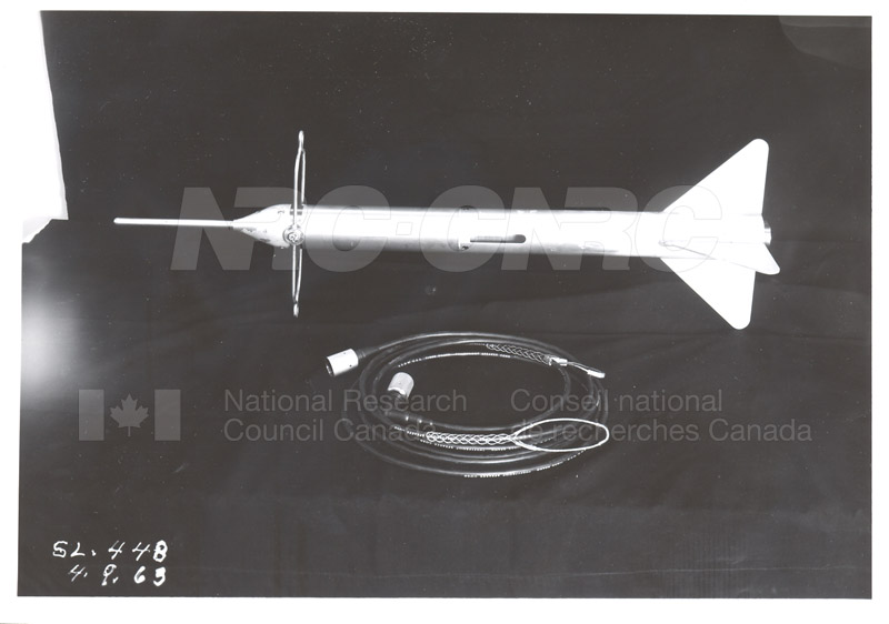 Lock Model Study 1986 011