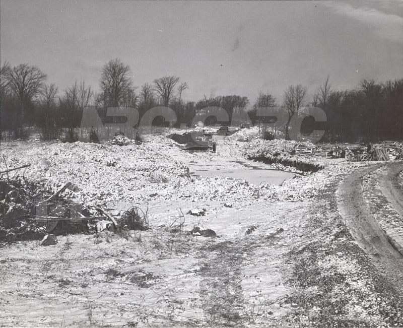 Construction of M-50 Dec. 6 1951 #2990 009