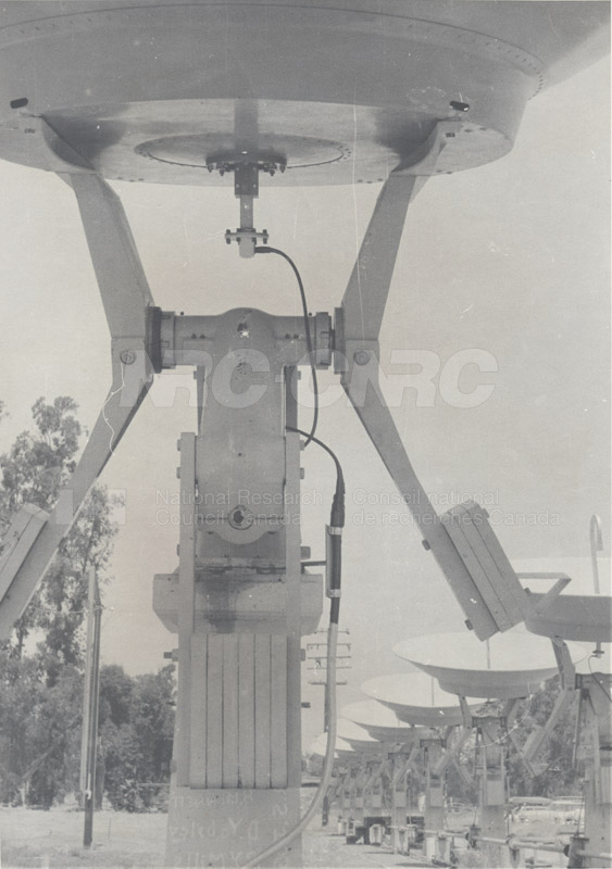 Radio Astronomy- Stanford Cross Antenna c.1965 003