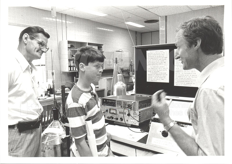 NRC Open House- Physics (M23-A) 1984 002