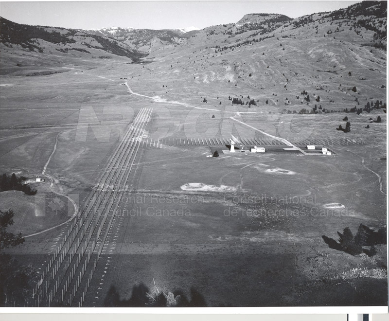 Dominion Observatory Overview c.1966 002