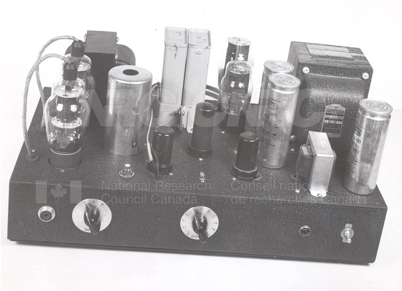 Ultrasonic Applicator c.1950 003