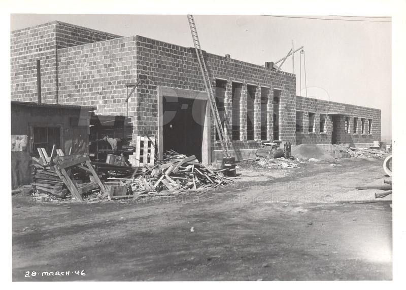 Construction Photographs 334