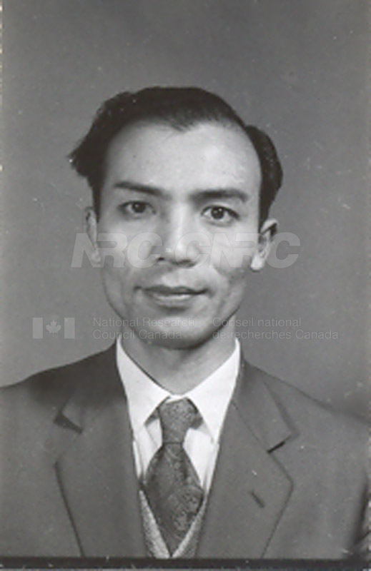 Photographs of Postdoctorate Issue 1957 023