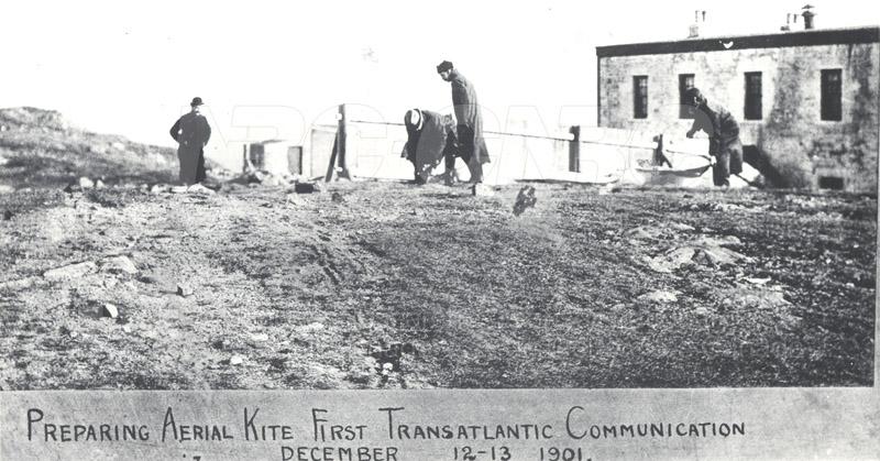 Marconi First Transatlantic Communication 1901 003
