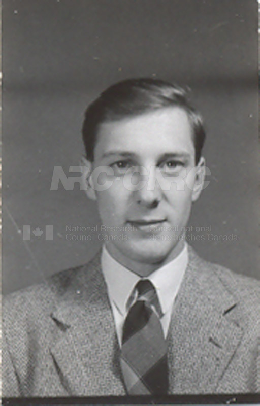 Photographs of Postdoctorate Issue 1957 064
