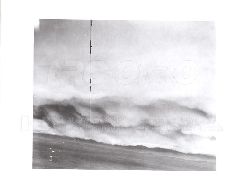 Artificial Precipitation Flight Test Jan. 8 1948 004