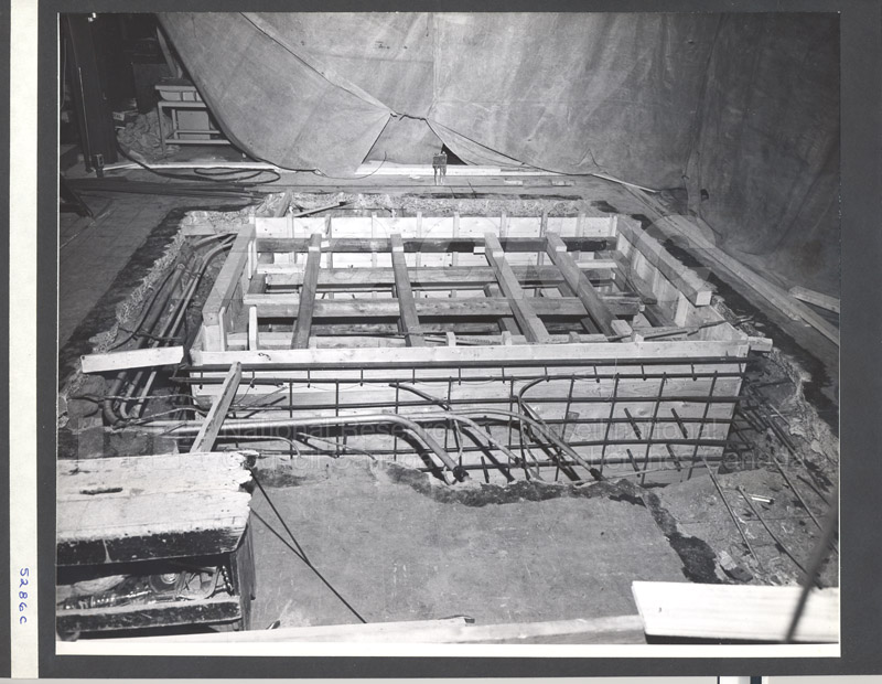 Construction of M-50 #5286