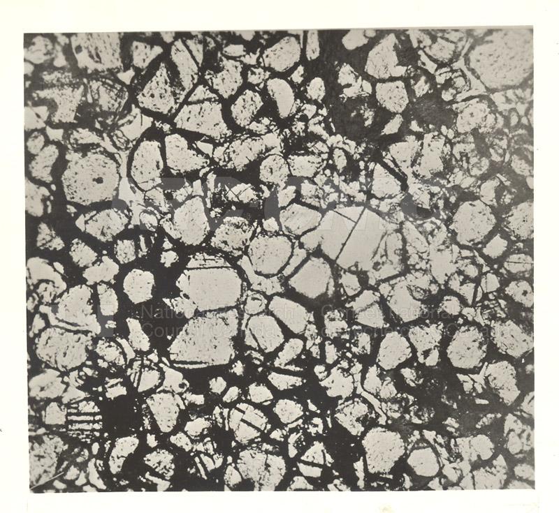 Photomicrograph of Open-Hearth Bottom Dec. 1933 002