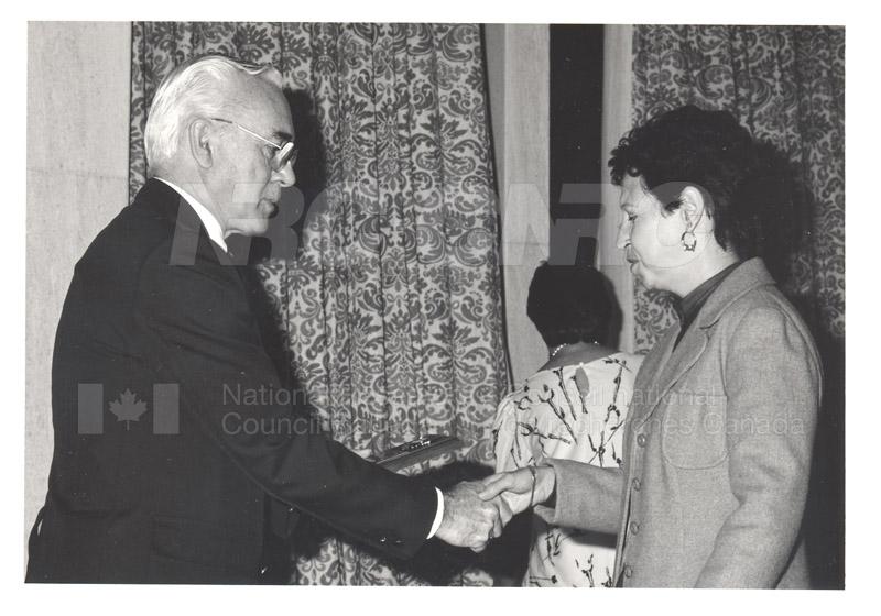 25 Year Service Presentations Oct. 29 1986 013