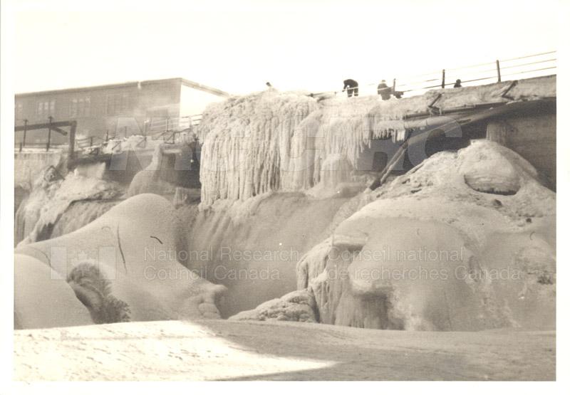Main Dam Feb. 1960, Feb. 1941 002