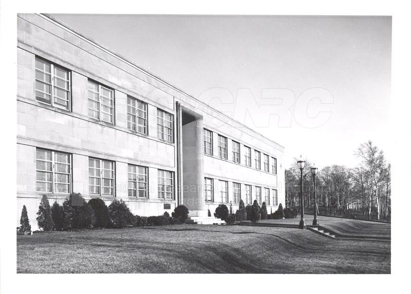 The Building- Exterior Views 1950-1968 011
