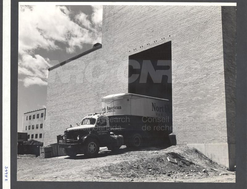 Construction of M-50 1953 #3498 005