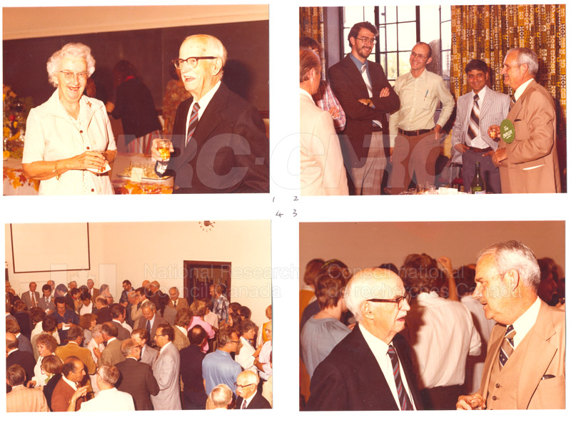 Dr. G.C. Butler Retirement 1978 001