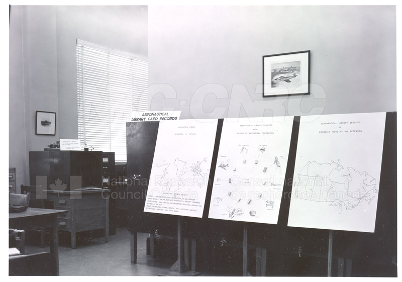 NRC Open House- Montreal Road 1954 028
