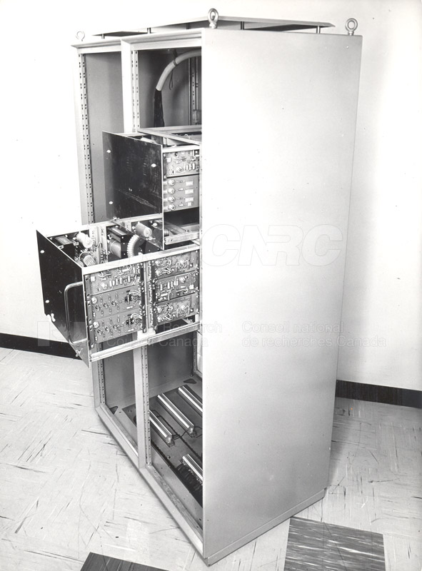 Radio and Electrical Engineering Division- Radio Astronomy c.1960 003
