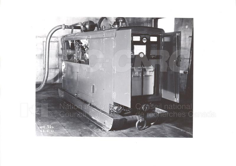 Caterpillar Diesel Generator May 23 1951 001