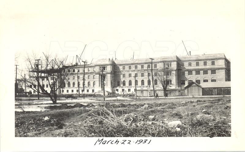 Sussex St. and John St. Labs- Album 1-Main Building March 22 1931 001