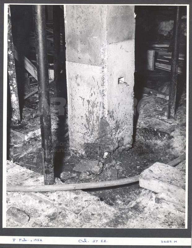 Construction of M-50 Feb. 8 1952 #3029 009